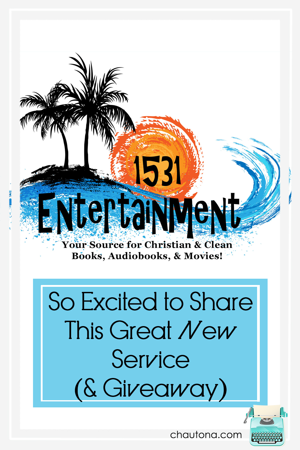 It's not every day that a great new service for lovers of clean and uplifting entertainment comes along--especially one with a giveaway at the announcement! via @chautonahavig