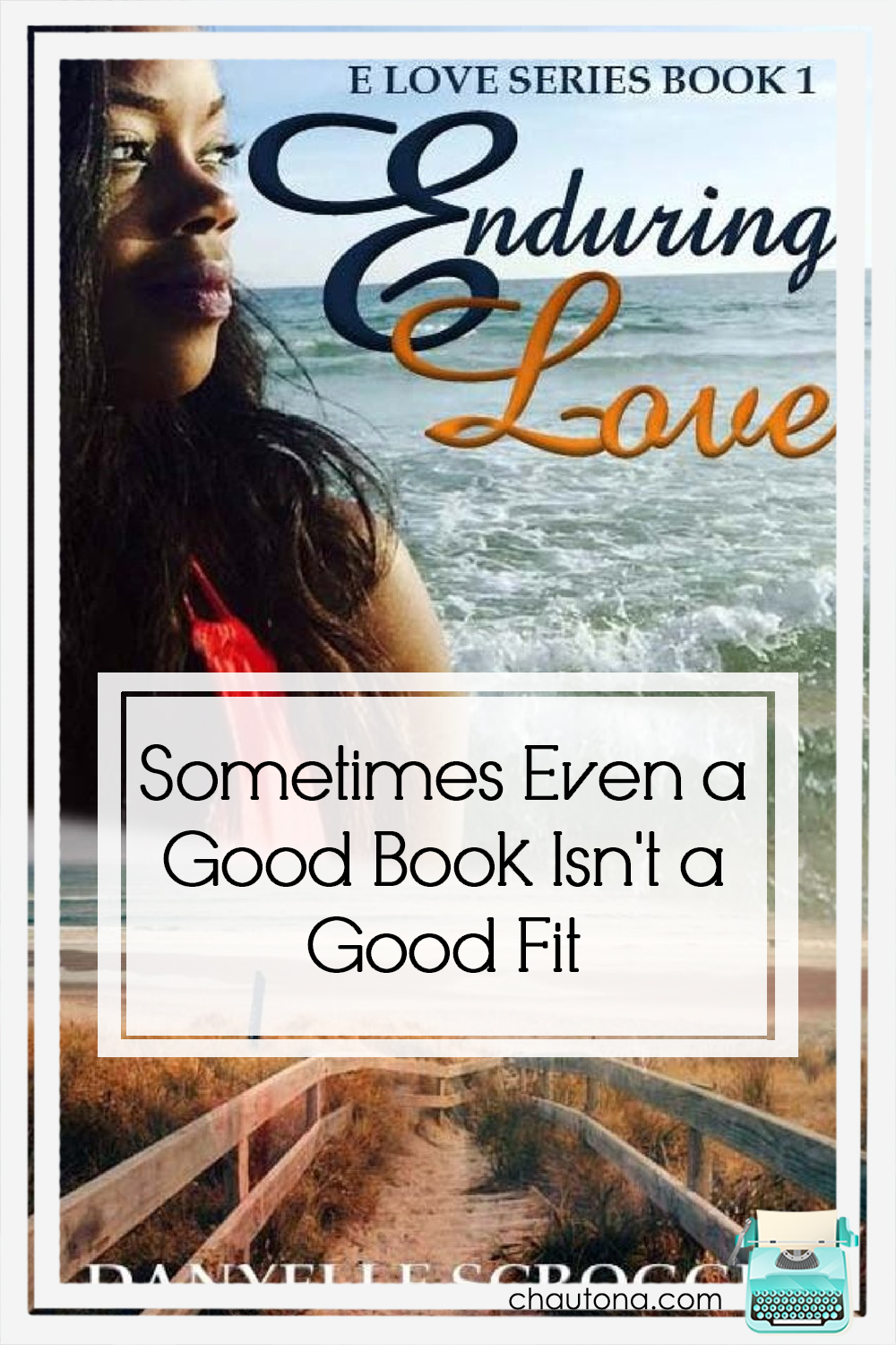 Enduring Love tackles some difficult subjects, and I really wanted to be able to read it. Unfortunately, I just couldn't finish. via @chautonahavig