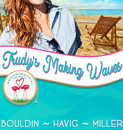 Trudy's Making Waves