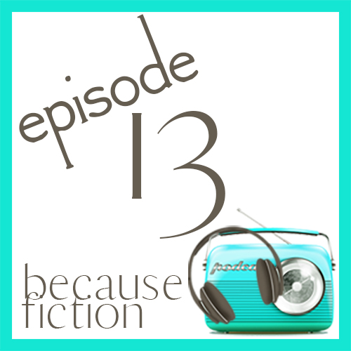 "Episode 13: Christian Fiction ""Mashup"" Novels w/ Sandy Barela"