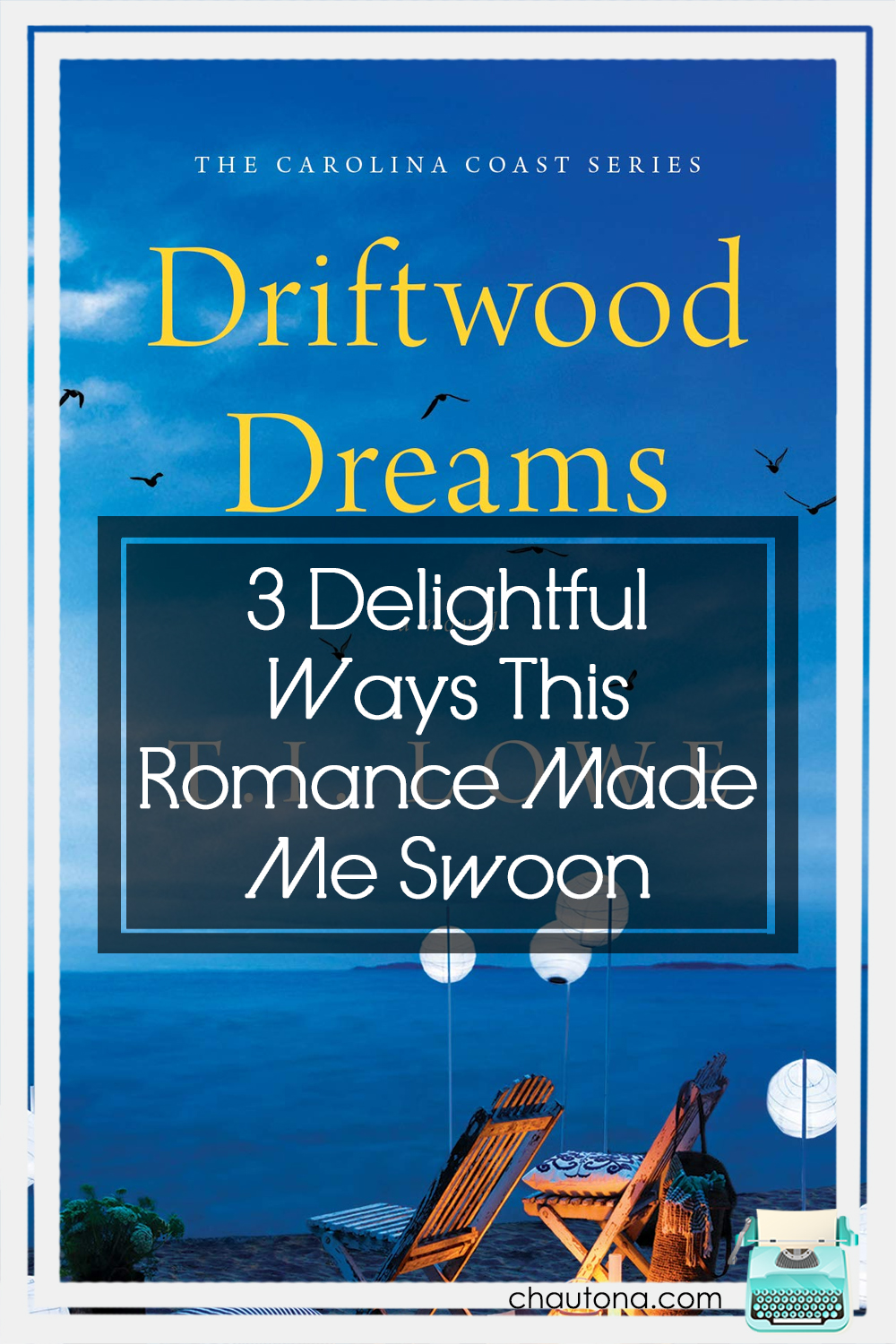 Driftwood Dreams turns a delicate, delightful romance into a deep, spiritual lesson in the steadfast, tender, paitent love of the Lord. via @chautonahavig