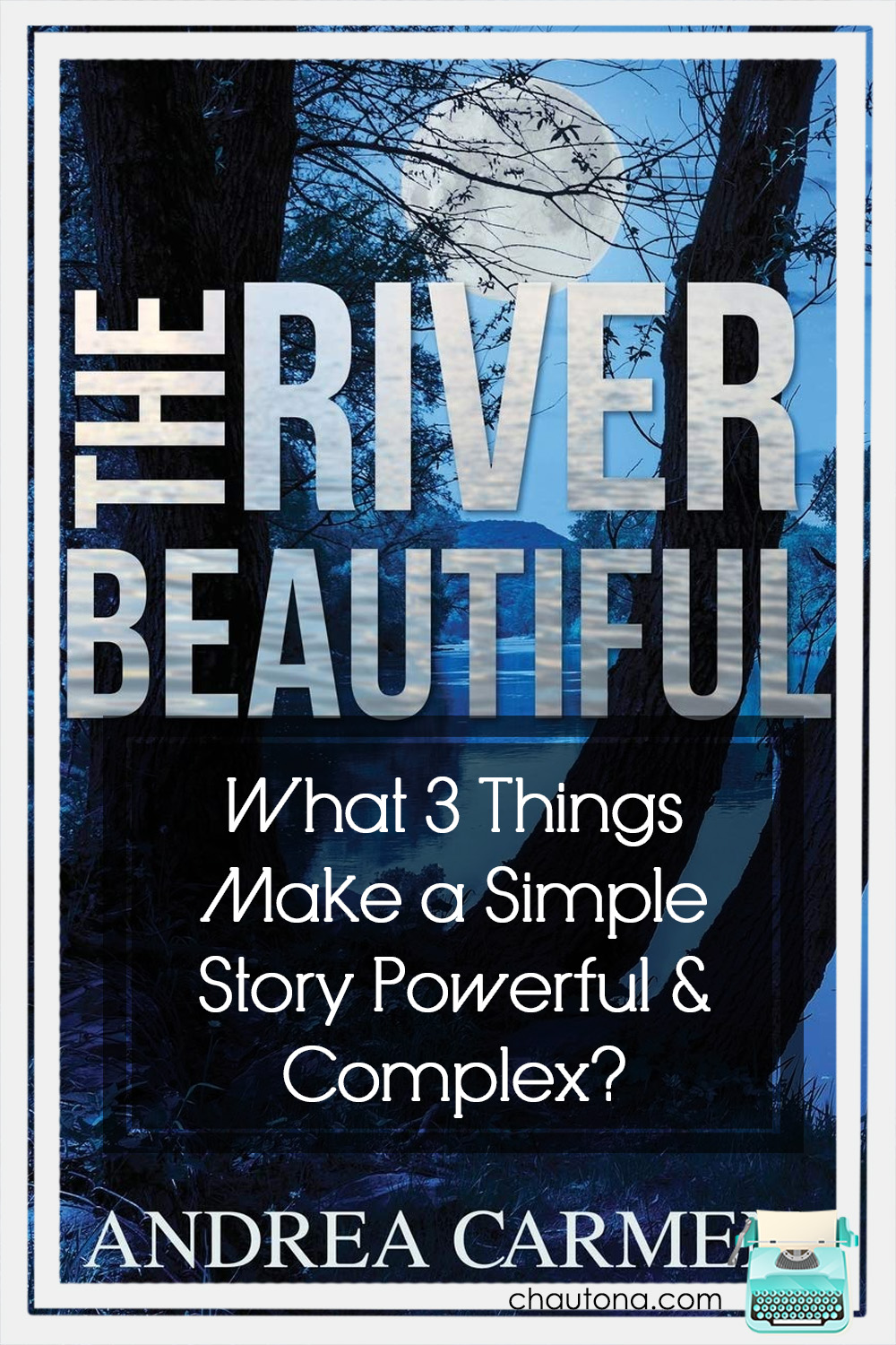 The River Beautiful combines history, legend, pain, loss, and suspense in one, can't wait to read the next by this author novel. via @chautonahavig