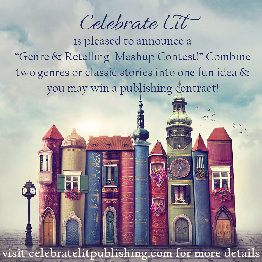 Celebrate Lit mashup contest