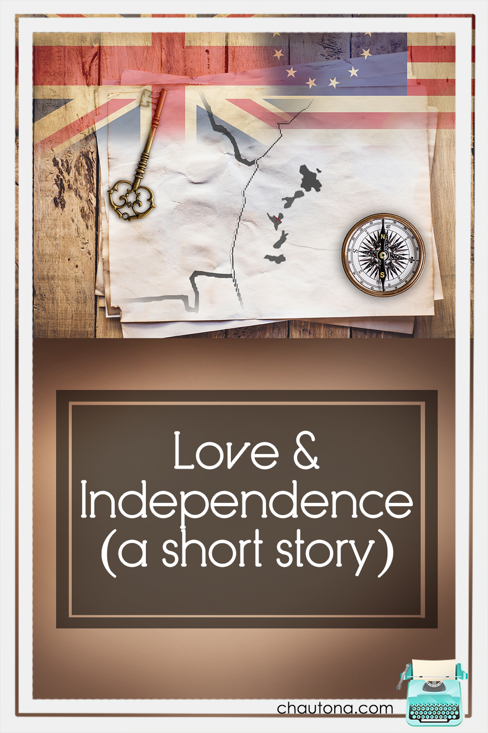 """Happy Independence Day! The authors of The Independence Islands series offer you """"Love & Independence""""-- a short story of, well, love and independence. via @chautonahavig"""