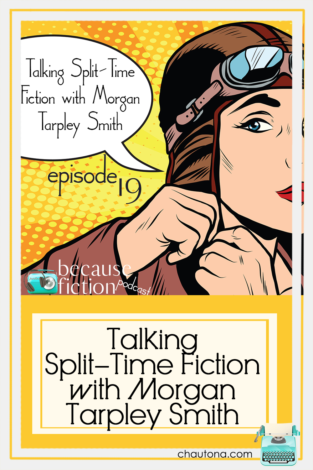 This week, we talk about split-time fiction, favorite split-time novels, and why split time fiction is the BEST (and a new book all about writing them!) via @chautonahavig