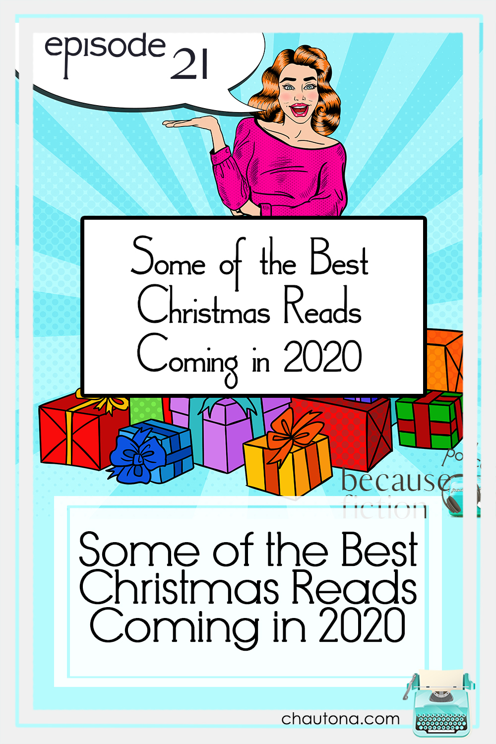 Look out for some of the best Christmas reads available now and coming this fall... and it's just the tip of the Christmas tree! via @chautonahavig