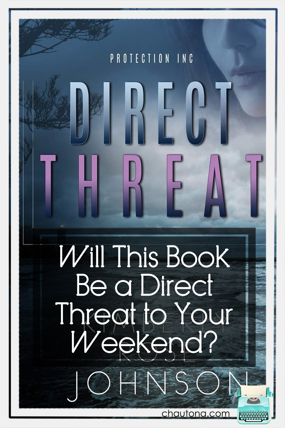We all love a good book that holds us fast and won't let us go, right? Well, Direct Threat has that potential. It all depends on a few things... via @chautonahavig
