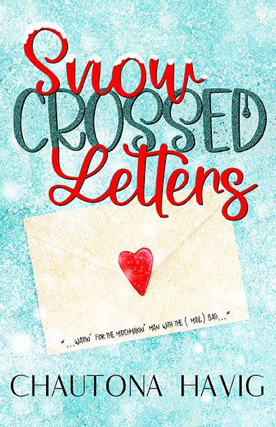 Snow Crossed Letters