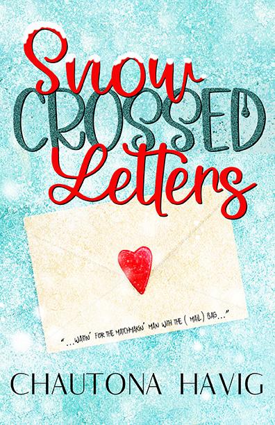 Snow Crossed Letters