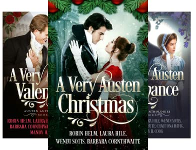 a very austen anthologies laura hile