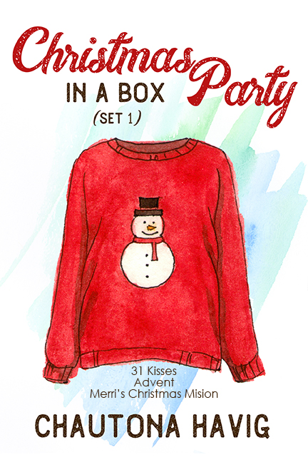 Christmas Party in a Box Set