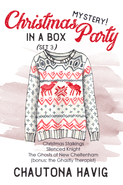 Christmas Party in a Box: Mysteries (Set 3)