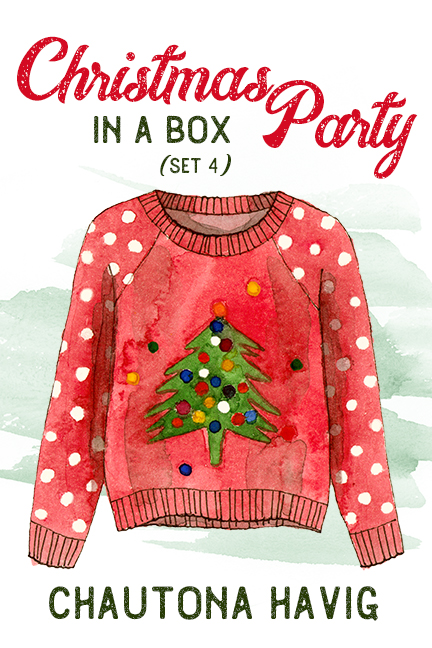 Christmas Party in a Box (Set 4)