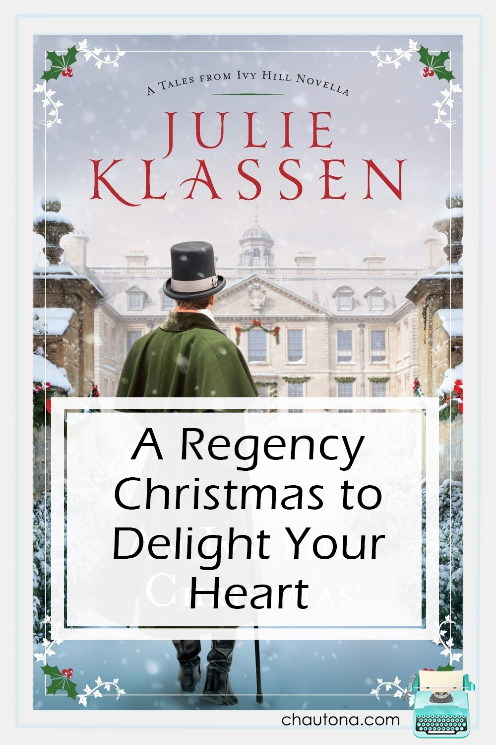 An Ivy Hill Christmas is a beautiful story of love, loss, and redemption that brings everything full circle. My first Klassen novel won't be my last. via @chautonahavig