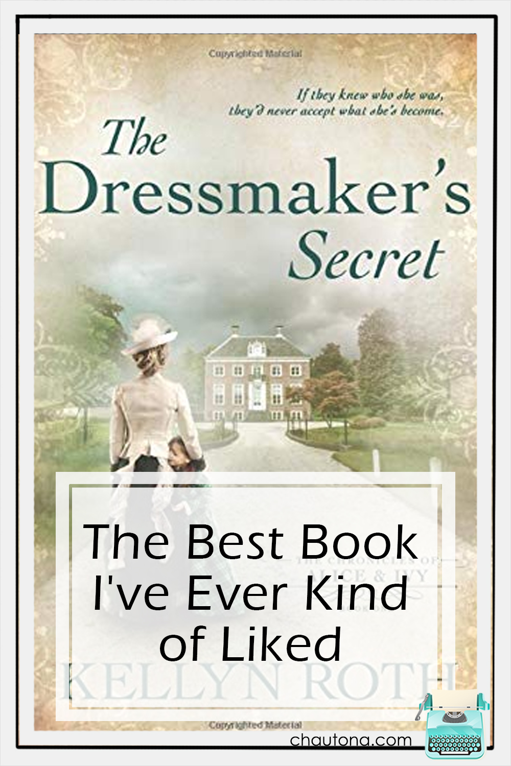 The Dressmaker's Secret is a multi-layered story that has me interested in the next book of the series. Looking forward to it! via @chautonahavig