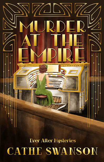 Murder at the Empire Swanson