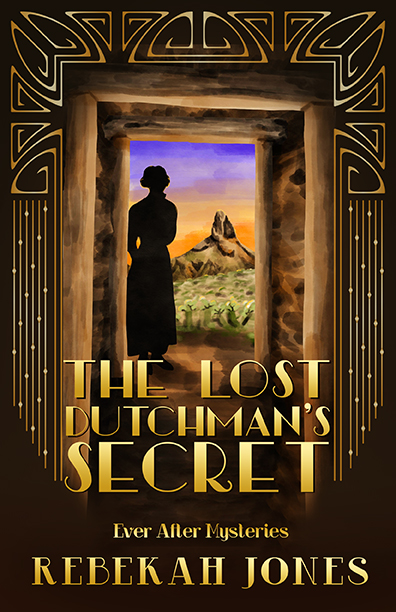 The Lost Dutchman's Secret- Jones