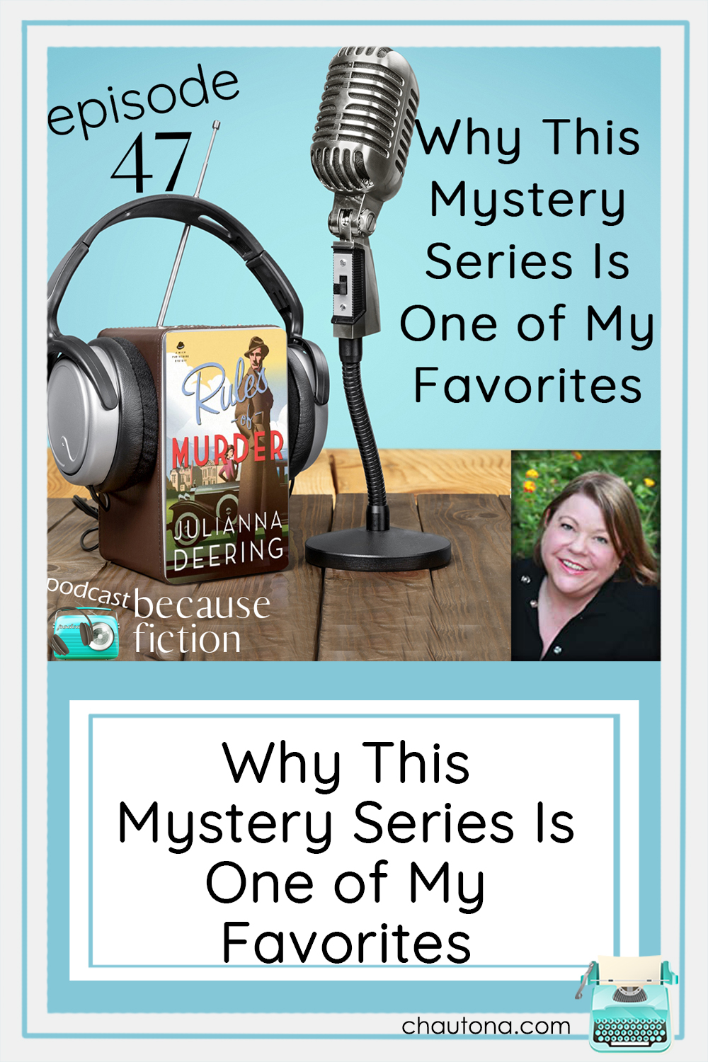 There's nothing better than a good mystery series, and the Drew Farthering Mysteries are some of the best ones out there--and here's why I think that! via @chautonahavig