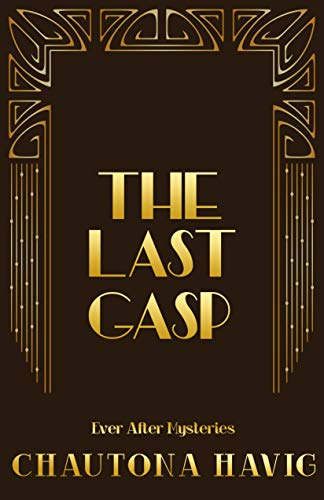 The Last Gasp- cover reveal