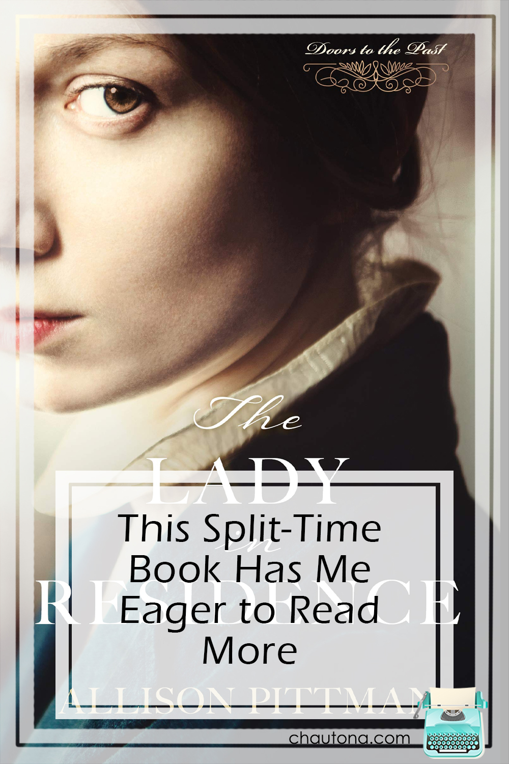Split-time novels can be some of the best, and this one has all the earmarks of being a perfect example of ghost story, historical, and contemporary novel. via @chautonahavig