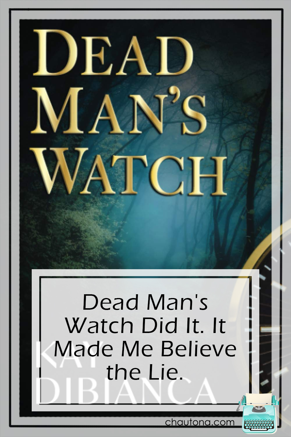 "Dead Man's Watch didn't just make me doubt myself when I decided ""Whodunnit,"" it tricked me into fingering the wrong suspect. BRAVO! via @chautonahavig"