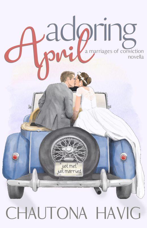 Adoring April