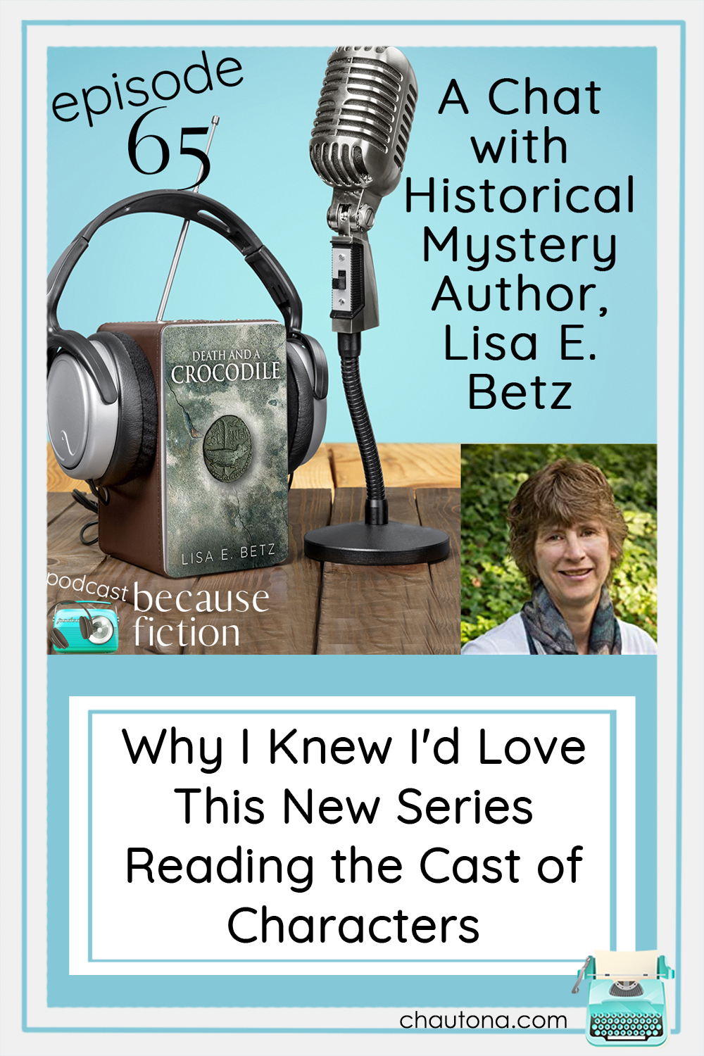 Lisa E. Betz wrote a fabulous first-century mystery including a hilarious cat of characters & a sausage-stealing cat. What could be better? via @chautonahavig