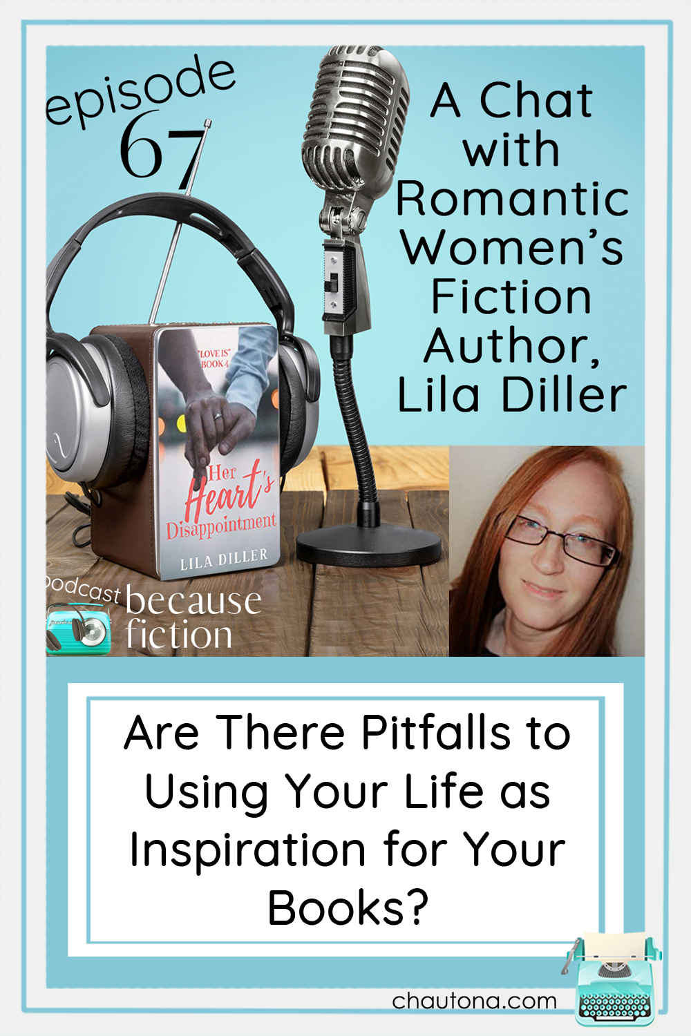 Author Lila Diller has written a four-book (more to come!) series focusing on the attributes of love in 1 Corinthians 13. Learn more now! via @chautonahavig