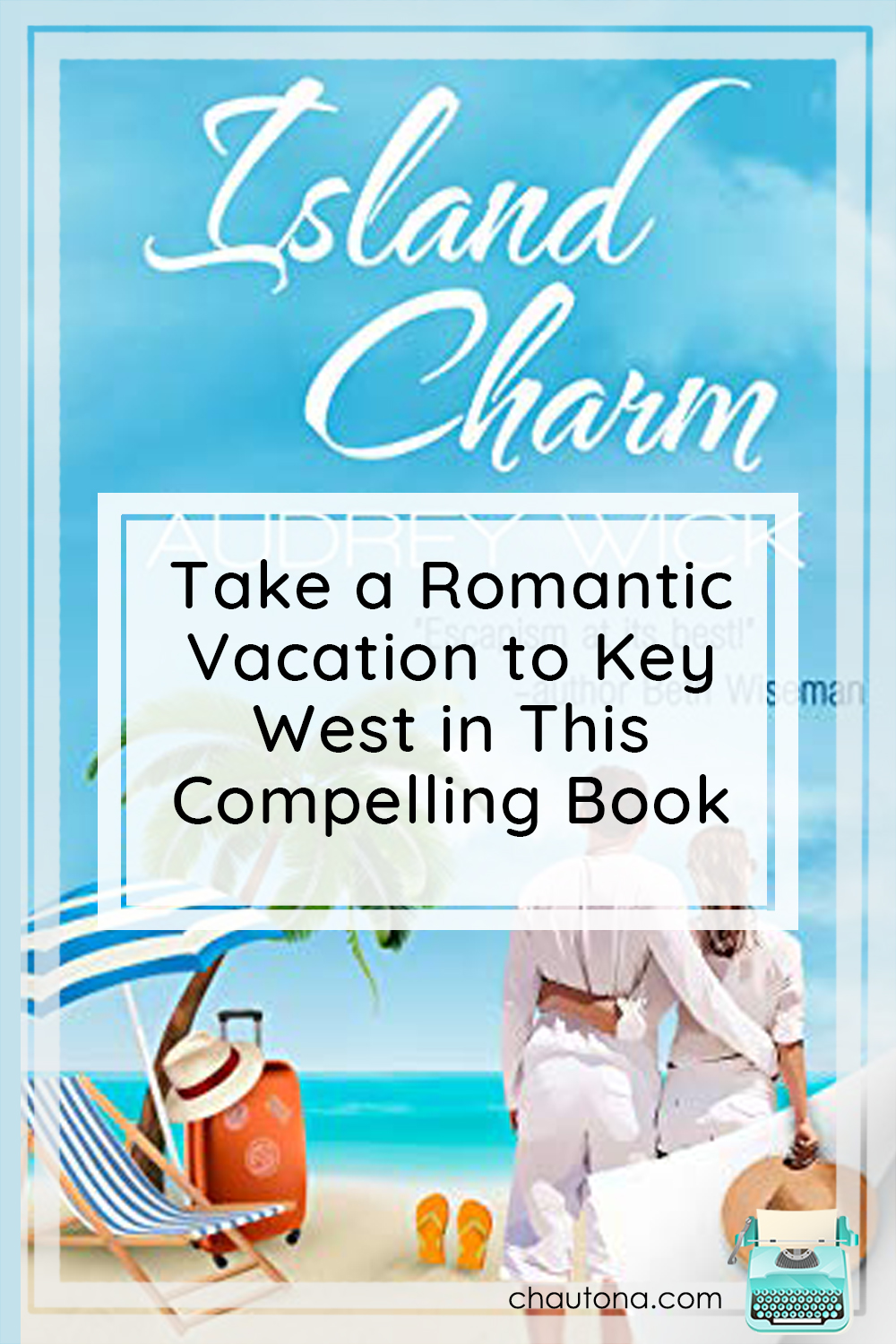 At first, I wasn't sure I'd like Island Charm, but well, you could say it charmed me. Great characters, beautiful setting, sweet story. A delight. via @chautonahavig