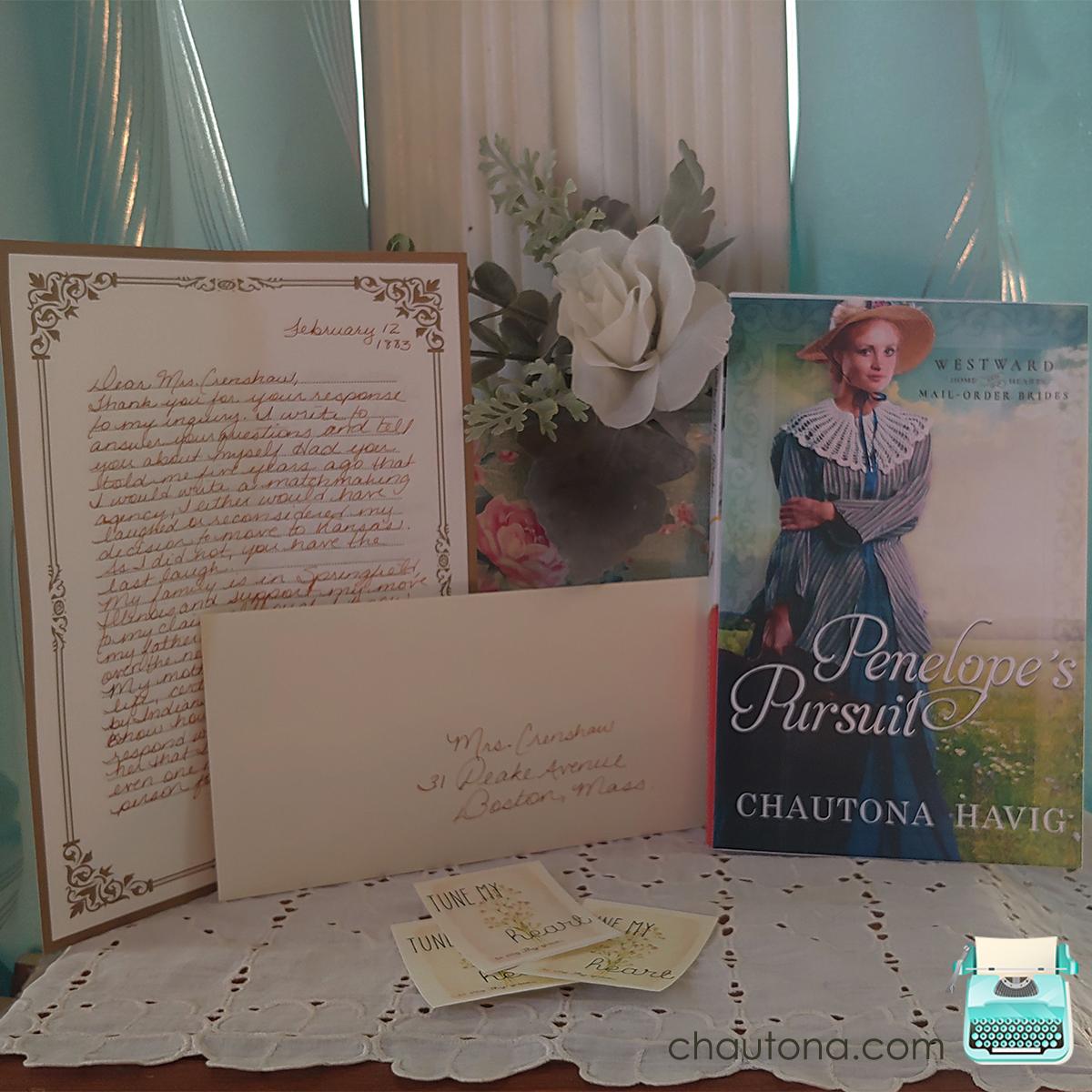 mail-order bride giveaway