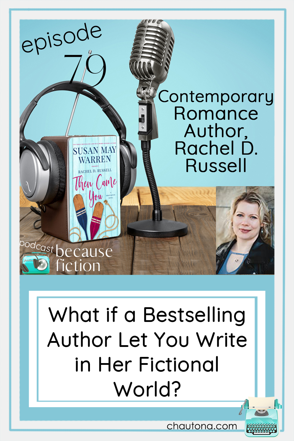 Rachel D. Moore was given the opportunity of a lifetime when she was offered a contract by Susan May Warren's new Sunrise Publishing company! via @chautonahavig