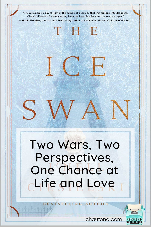 "Well, J'nell Ciesielski has done it again with The Ice Swan. I so want to say, ""A Scotsman and a Russian Princess walk through Paris..."" via @chautonahavig"
