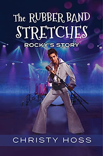 the rubber band stretches by christy hoss