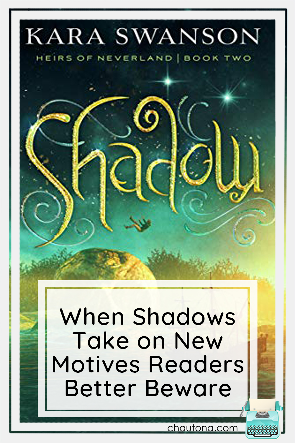 The long-awaited, Shadow is just as wonderful as Kara Swanson's Dust, & twice as powerful. Lovers of the first book won't want to put it down. via @chautonahavig