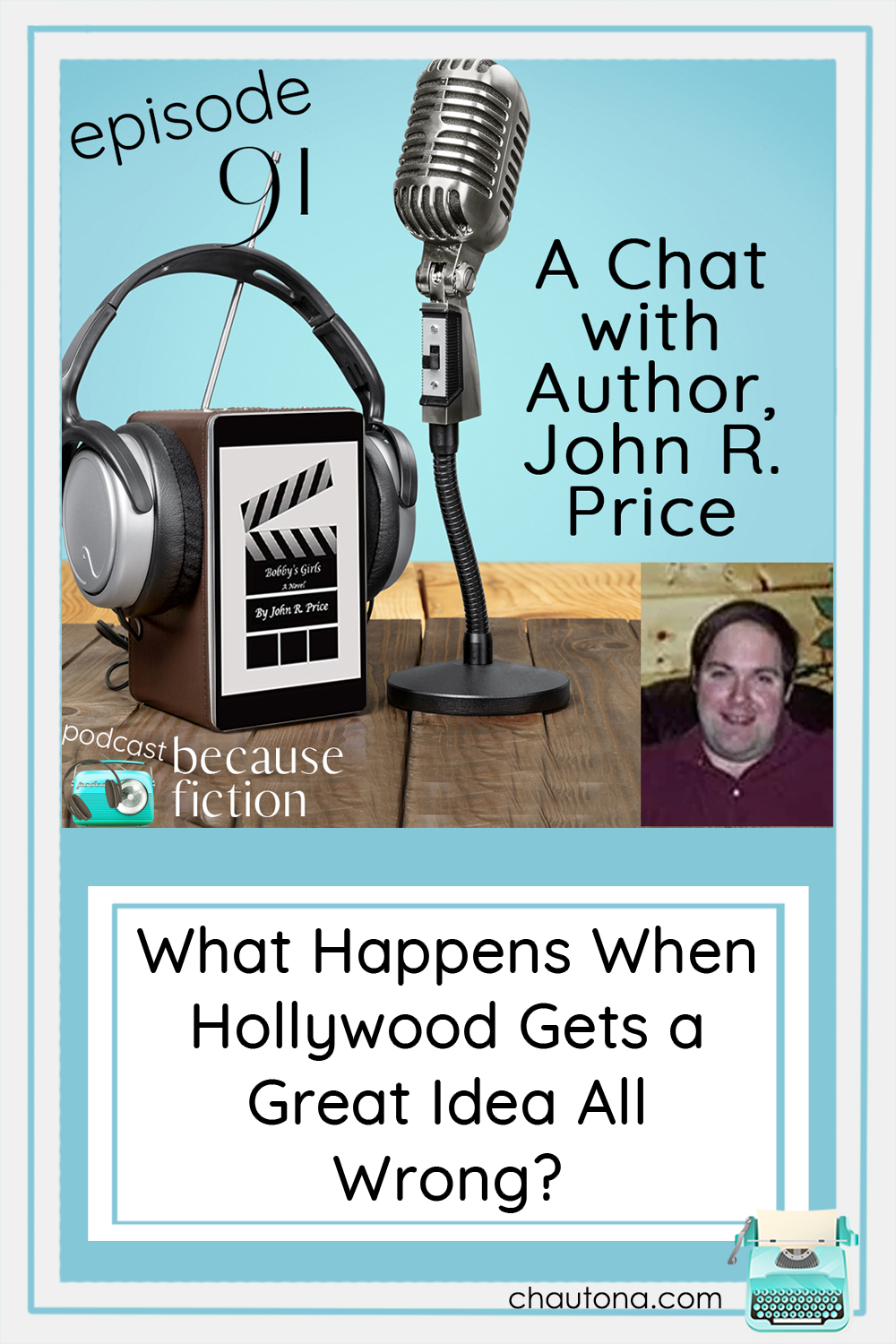 """Bobby's Girls by John R. Price offers a """"what if"""" scenario that takes a look at Hollywood and what happens if Christian actors are duped by their contracts. via @chautonahavig"""