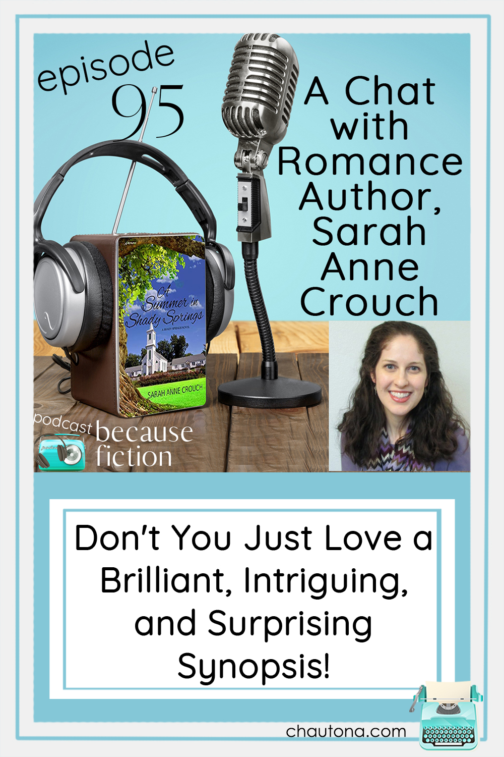 Debut author, Sarah Anne Crouch, takes us to the little town of Shady Springs, Arkansas and gives us a glimpse of hope, joy, faith, and love. via @chautonahavig
