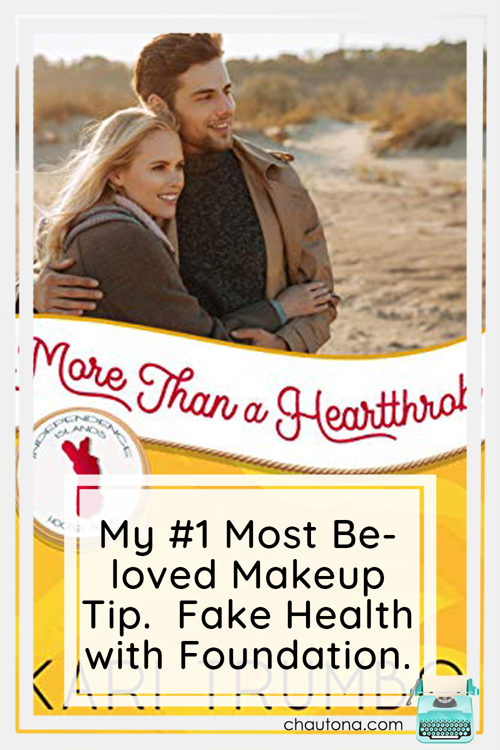 Kari Trumbo's More Than a Heartthrob released, and we were asked to give our best makeup tips for her release. Well, here's mine! via @chautonahavig