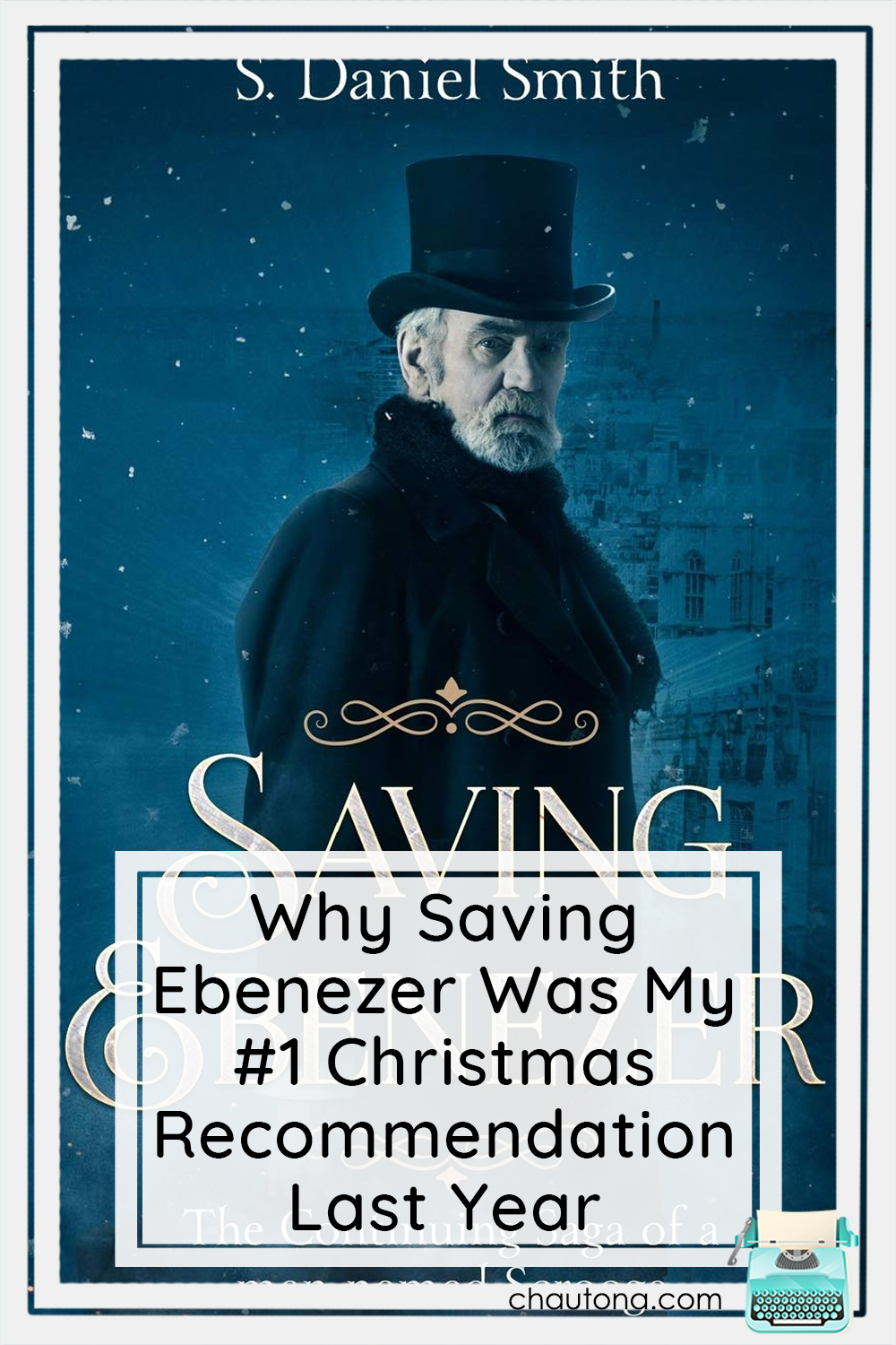 Saving Ebenezer delighted me last year, and it's just as wonderful again. This continuation story will answer questions the original left unanswered. via @chautonahavig